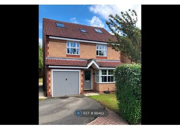 Thumbnail 5 bed detached house to rent in Cornbell Gate, Ripon
