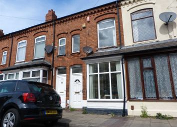 Thumbnail 3 bedroom property for sale in Kitchener Road, Selly Park, Birmingham