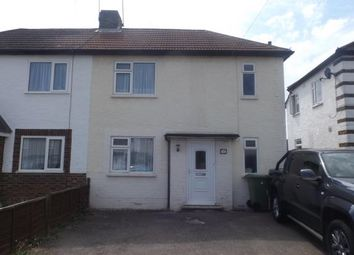 Thumbnail 3 bed semi-detached house for sale in Aldershot, Hants
