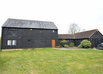 Thumbnail 4 bed barn conversion to rent in Castle Street, Ongar