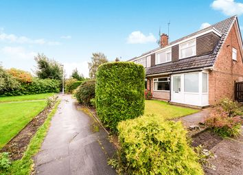 Thumbnail 3 bed semi-detached house for sale in Princes Walk, Bramhall, Stockport