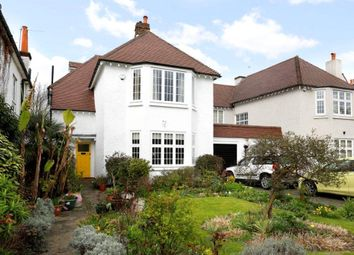 Thumbnail 4 bed semi-detached house for sale in Woodbourne Avenue, London