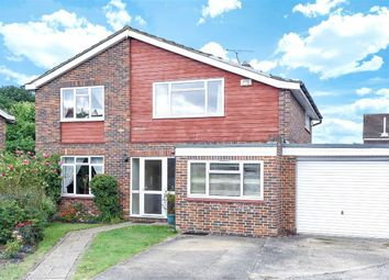 Thumbnail 4 bed detached house for sale in Parkgate Close, Kingston Upon Thames