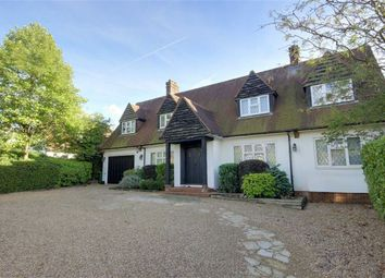 Thumbnail 5 bed detached house for sale in Brookmans Avenue, Brookmans Park, Hertfordshire