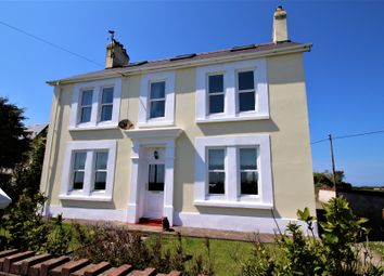 Thumbnail 5 bed detached house for sale in Croesgoch, Haverfordwest