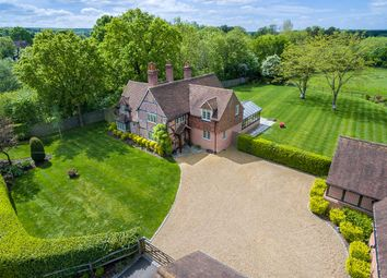 Thumbnail 5 bed detached house for sale in The Street, West Clandon, Guildford, Surrey