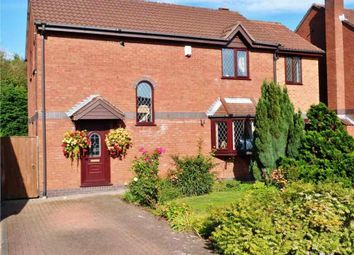 Thumbnail 3 bed detached house for sale in Batterbee Court, Haslington, Crewe