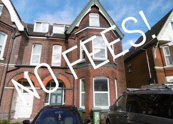 Thumbnail 7 bed semi-detached house to rent in Howard Road, Southampton