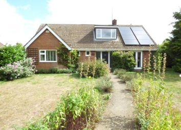 Thumbnail 5 bed detached house for sale in Stamford Road, Ryhall, Stamford