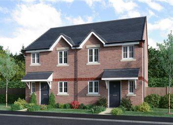 """Thumbnail 3 bed semi-detached house for sale in """"Beeley"""" at Aldbury Close, Stafford"""