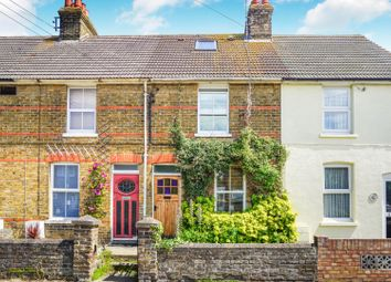 Thumbnail 3 bed cottage for sale in School Lane, Lower Halstow, Sittingbourne