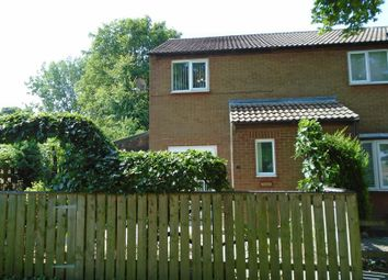 Thumbnail 2 bed end terrace house for sale in The Sycamores, Guidepost, Choppington