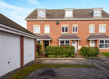 Thumbnail 4 bed town house for sale in Bagnalls Wharf, Wednesbury