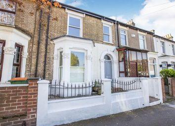 Thumbnail 3 bedroom terraced house for sale in Warwick Road, London