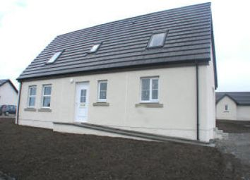 Thumbnail 3 bed bungalow for sale in 18 Pier View, Scarinish, Argyll