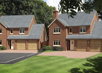 Thumbnail 4 bed detached house for sale in 4 Longwood Park, Higher Heath, Whitchurch