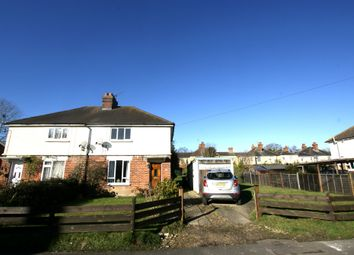 Thumbnail 3 bed semi-detached house for sale in Priory Lane, Hartley Wintney, Hook