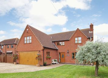 Thumbnail Detached house for sale in Barkston Road, Marston, Grantham