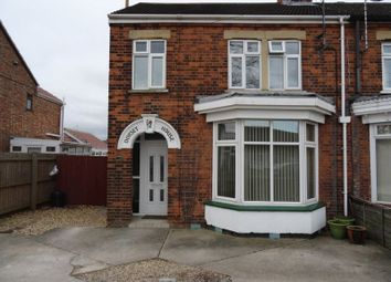 Thumbnail 4 bed semi-detached house for sale in Park Road, Spalding