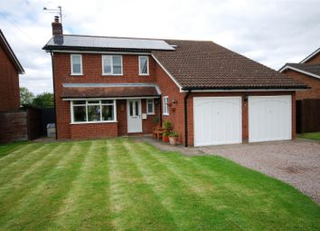 Thumbnail 4 bed detached house for sale in Stonegate, Cowbit, Spalding