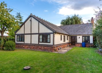 Thumbnail 5 bed detached bungalow for sale in Buttfield Lane, Howden