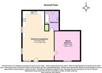Thumbnail 1 bed flat for sale in Wainhouse Corner, Bude