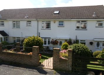 Thumbnail 4 bed terraced house for sale in Grindle Close, Portchester