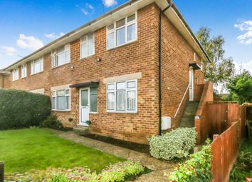 Thumbnail 2 bed flat for sale in Orchard Crescent, Kettering