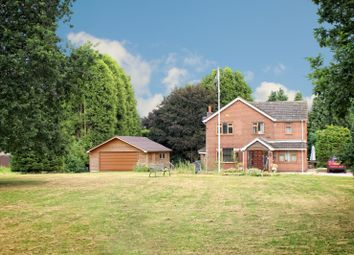 Thumbnail 4 bed country house for sale in Appleby Parva, Derbyshire