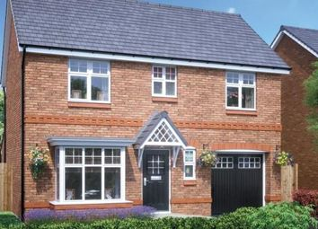 Thumbnail 3 bed detached house for sale in Wren Green, Bamber Bridge, Preston