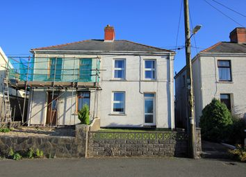 Thumbnail 2 bed semi-detached house for sale in Lletty Road, Upper Tumble, Nr. Cross Hands, Carmarthenshire