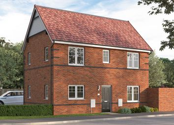 """Thumbnail 3 bed semi-detached house for sale in """"The Seabridge"""" at Heath Lane, Earl Shilton, Leicester"""