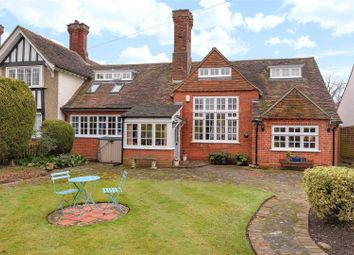 Thumbnail 4 bed semi-detached house for sale in High Street, Epping, Essex