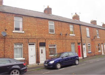 Thumbnail 2 bed terraced house for sale in Ivy Cottages, Northallerton