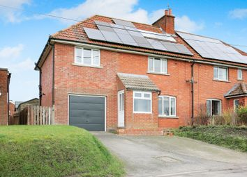 Thumbnail 3 bed semi-detached house for sale in Tumlins, All Cannings, Devizes