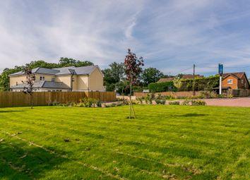 Thumbnail 2 bed end terrace house for sale in Dockenfield Road, Bucks Horn Oak, Farnham