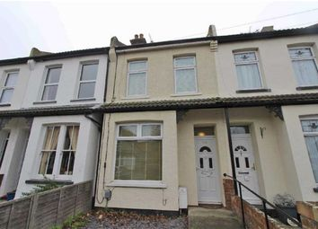 Thumbnail 2 bedroom terraced house to rent in North Avenue, Southend On Drive, Essex