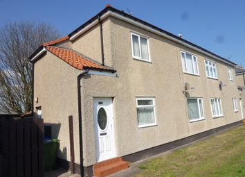 Thumbnail 1 bed flat for sale in Northcott Gardens, Seghill, Northumberland