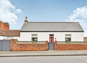 Thumbnail 2 bed detached bungalow for sale in North Road West, Wingate