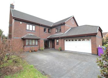 Thumbnail 6 bed detached house for sale in Barchester Drive, Aigburth, Liverpool, Merseyside
