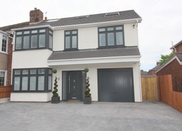 Thumbnail 5 bed semi-detached house for sale in Stapleton Avenue, Rainhill, Prescot