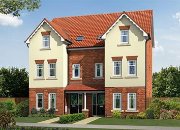 "Thumbnail 4 bedroom detached house for sale in ""The Kinnersley"" at Station Road, Carlton, Goole"