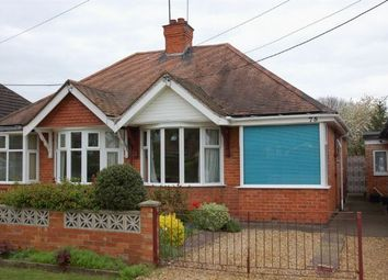 Thumbnail 2 bed semi-detached bungalow for sale in Northampton Lane South, Moulton, Northampton