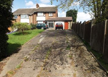 Thumbnail 3 bed semi-detached house for sale in Himley Rd, Dudley, West Midlands