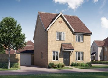 Thumbnail 4 bed detached house for sale in Plot 50, The Wingham, Tavistock Place, Bedford