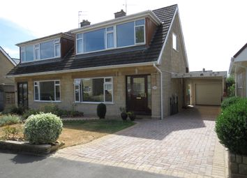 Thumbnail 3 bed semi-detached house for sale in Berryfield Road, Bradford-On-Avon