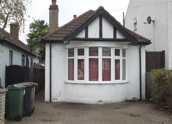 Thumbnail 2 bed detached bungalow for sale in Burnham Road, London