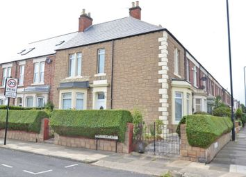Thumbnail 2 bed terraced house for sale in Lovaine Place West, North Shields