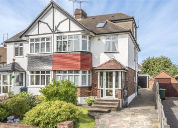 Thumbnail 4 bed semi-detached house for sale in Court Road, Orpington