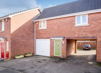 Thumbnail 1 bed flat for sale in Charnos Street, Ilkeston, Derbyshire